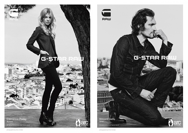 G-Star-jeans-Campaign